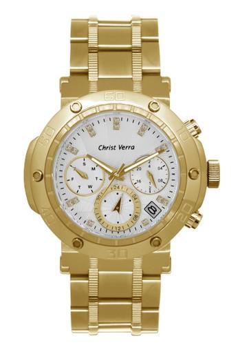 Christ Verra gold Christ Verra Women's Watches CV 52283LD-12 SLV AB154AC2E55435GS_1