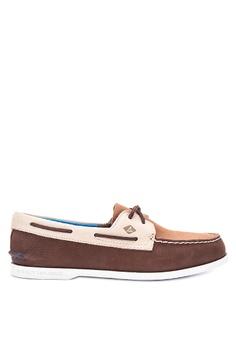 7553ab95eb1 Sperry brown Authentic Original 2-Eye Plush Washable Boat Shoes  CC49DSHB509FDDGS 1