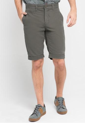 Emba Jeans grey Geoges Short EM205AA0UC2YID_1