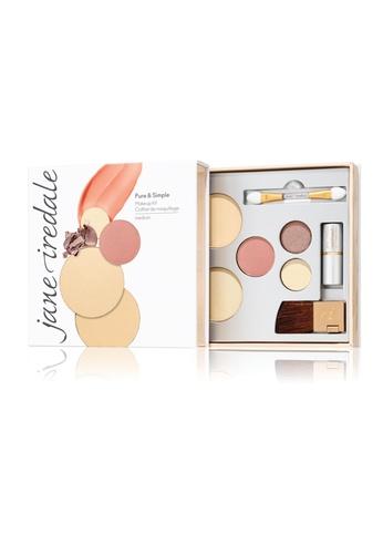 Jane Iredale Pure & Simple Makeup Kit - Medium JA379BE68CIHSG_1