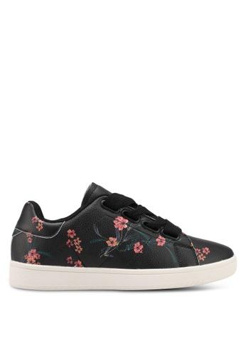 Rubi black Cathryn Bow Sneakers 2C3A1SH3DC170AGS_1