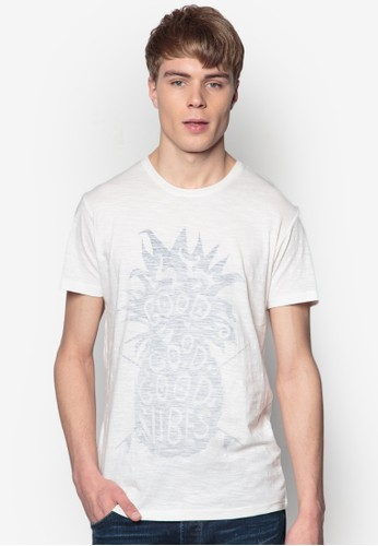 Balfour 印花TEE, 服飾, 印esprit童裝門市圖T恤