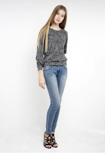 77fdb3270e nicole blue Nicole Denim wear - Skinny Jeans 72890AA085B612GS 1