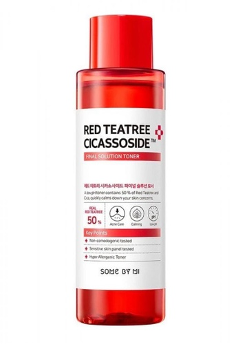 SOMEBYMI Somebymi Red Teatree Cicassoside Final Solution Toner 150ml A3DCFBE5A6B54FGS_1