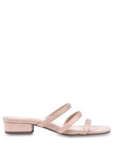95c3a2fee59e HDY beige Willow Flat Sandals B9E24SH1FCECB5GS 1