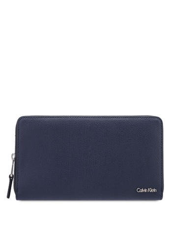 Buy Calvin Klein Slim Travel Wallet Online on ZALORA Singapore ca3360027