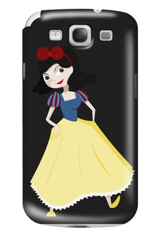 Fairest of them All Glossy Hard Case for Samsung Galaxy S3