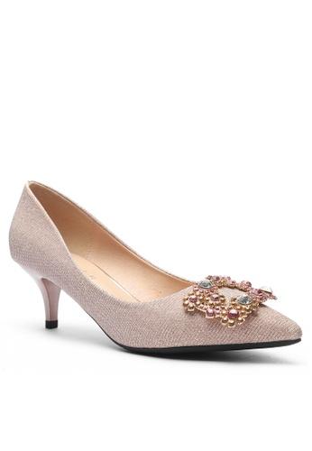 Twenty Eight Shoes 5CM Wedding Mid Heels 292-16. 15DFESH2EA60F9GS_1
