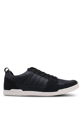 ALDO black Yalelia Sneakers 66CA3SHC14AC01GS_1