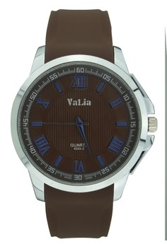 Valia Unisex Casual Analog Watch 8255-2