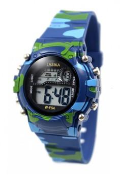 Lasika Army Designed Water Resistant Sports Watch W-F54