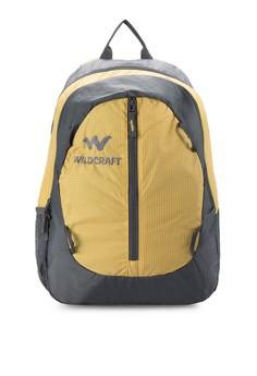 Sayak Yellow Backpack