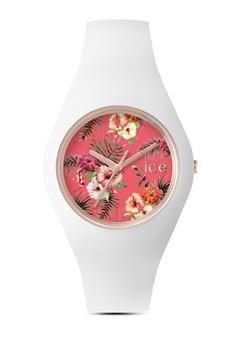 Ice Flower 花卉圖案中性手錶