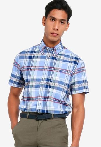 Brooks Brothers multi Regent Fit Non Iron Broadcloth Shirt 5924BAAC6236BFGS_1