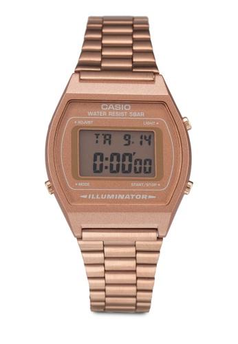 Casio brown Casio Watch B640WC-5ADF 95219ACDE3C35AGS_1