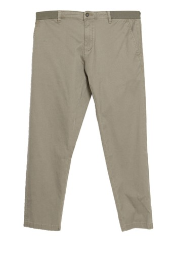 Andrew Smith beige Celana 5 Pocket Fashion C721CAAC30684CGS_1