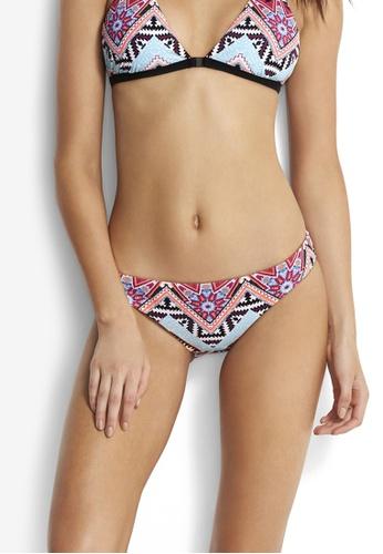 Seafolly multi Sahara Nights Hipster Bikini Bottom SE198US0SY1NMY_1