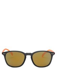 Felton Polarized Lens With Case Sunglasses