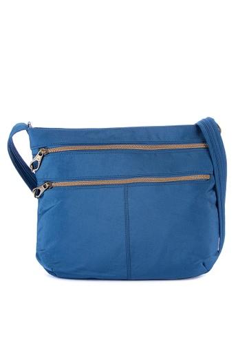 87a651685d46 Anti-Theft Signature Crossbody Bag