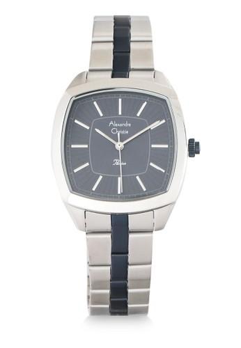 Alexandre Christie silver Alexandre Christie Jam Tangan Wanita - Silver Blue - Stainless Steel - 2883 LHBTUBU 95F67ACAEE6214GS_1