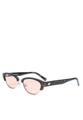 Le Specs black and brown Squadron [W] 1902018 Sunglasses 83B70GL57CBB3FGS_1