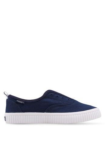 Sperry blue A8 Crest Creeper CVO Sneakers A4F04SH08B31B3GS_1