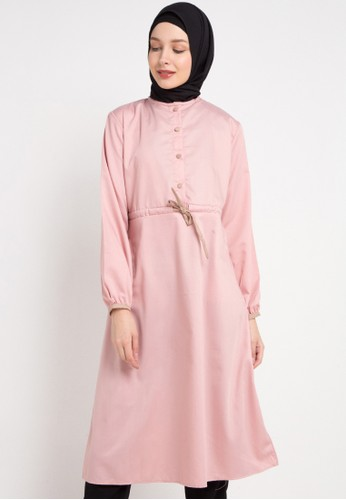 Radwah pink and multi Shena Top C0887AA1761A43GS_1