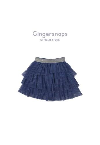 Gingersnaps blue Seek Magic Skirt Bijou Blue CC825KAF25324FGS_1