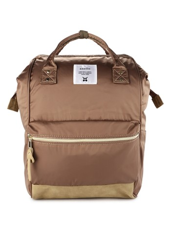 Anello multi and beige High Density Nylon Backpack (Regular Size) 7E2B6ACCBB1919GS_1