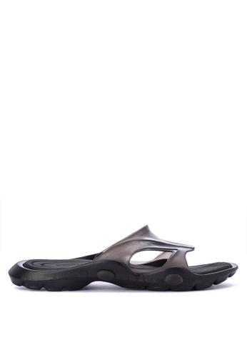 Krooberg black Phantom Sandals CF120SH079F4BDGS_1