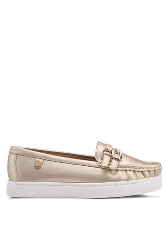 4bbc3a0e611 Buy Carlton London Platform Loafers Online on ZALORA Singapore