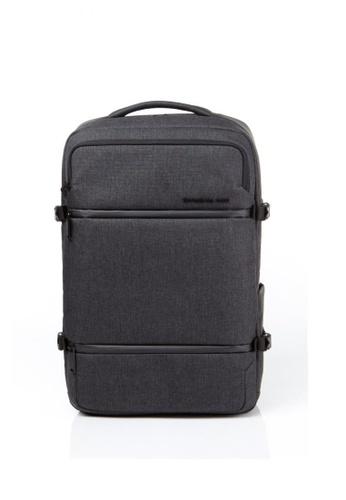 Samsonite Red grey Caritani Backpack 5062FAC9DEDD64GS_1