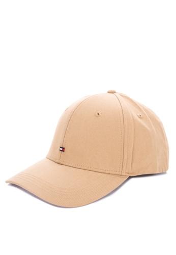 076cb5d8 Tommy Hilfiger yellow Bb Cap Recycled Plain Baseball Cap With Minimal Logo  Embroidery 9ABBDAC917C45CGS_1