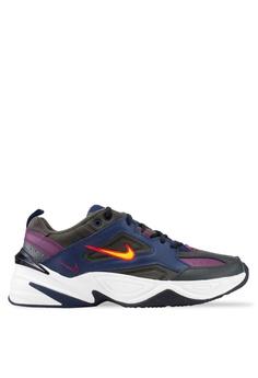 03e4db55062c Nike blue and navy Nike M2K Tekno Sneakers 679CDSH407325BGS 1