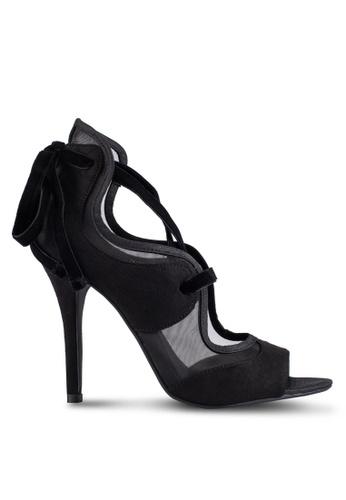 ZALORA black Victorian Heels 5AECFSHAC31CC1GS_1