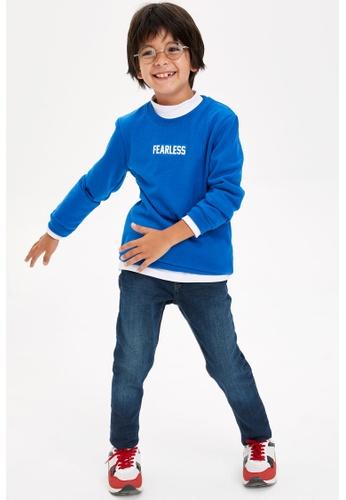 DeFacto green Boy Trousers A9E84KAA026FA6GS_1
