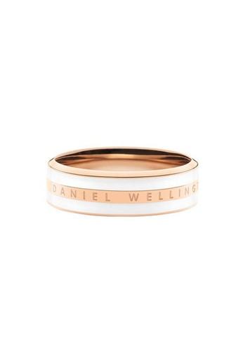 Daniel Wellington gold Classic Ring Satin White Rose Gold 52 9B29DAC58913ADGS_1