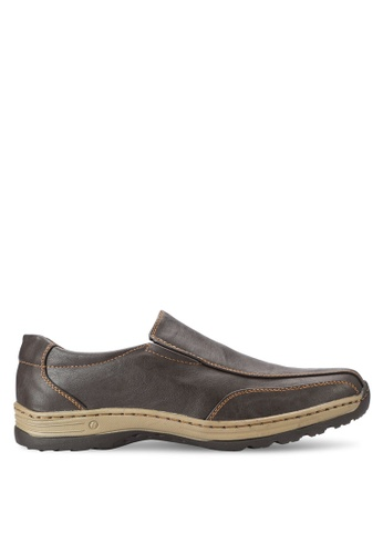 Spiffy brown Casual Shoes SP352SH65IOWMY_1