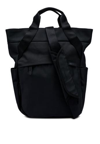 CRUMPLER black Immortal Art Baby Bag Backpack 8DC38ACFA94FC2GS_1