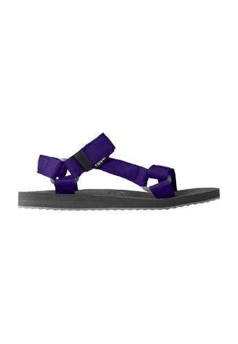Fipper grey and purple Fipper Trekker Grey Navy 9D6A8SH048FE8CGS_1