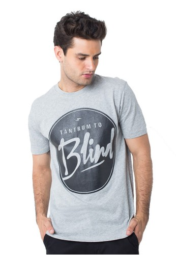 DocDenim grey Men T-Shirt Blind 8368CAA30DD630GS_1