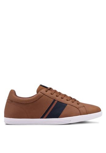 ALDO brown Afericien Sneakers 397E7SH76E42EDGS_1