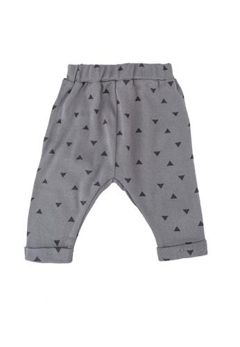 FOX Kids & Baby grey New Born Pants B6853KA9D776C4GS_1