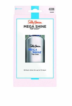 Mega Shine Extended Wear Top Coat