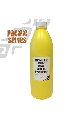 Medella Pacific Series: Body Oil (Frangipani) (1 Litre) AA8D3BEA0F69C3GS_1