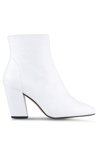 River Island white Ankle Boots RI009SH0S316MY_1