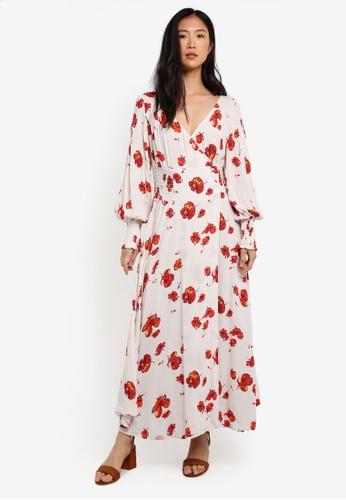 Free People white So Sweetly Dress FR659AA0RWNKMY_1