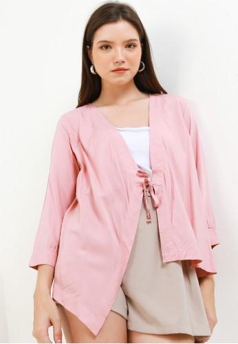Logo Jeans pink Fluthershy Shirt 1A546AAB01B7C2GS_1
