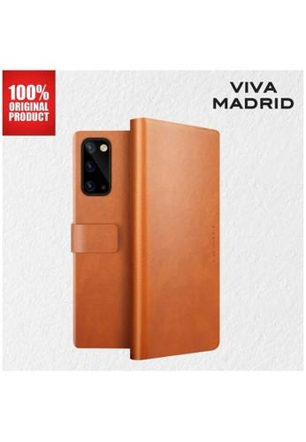 Viva Madrid brown Casing Galaxy Note 20 Finura Cierre Viva Madrid - Brown 2C3F2ESD2E95A6GS_1