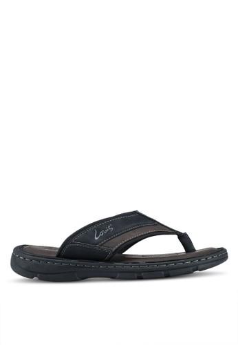 Louis Cuppers black Casual Sandals 63123SH5C9C607GS_1